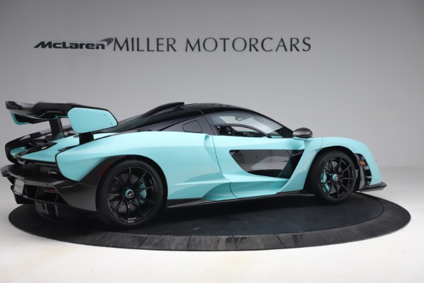 Used 2019 McLaren Senna for sale Sold at Aston Martin of Greenwich in Greenwich CT 06830 8