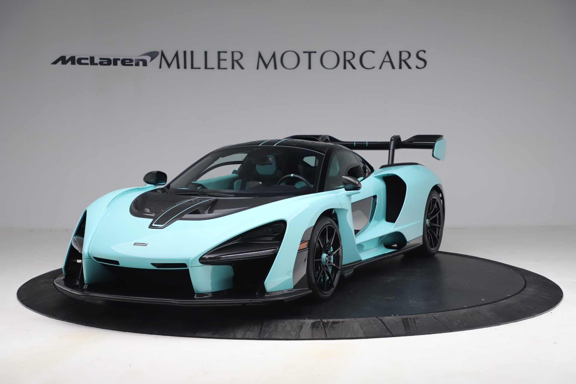 Used 2019 McLaren Senna for sale Sold at Aston Martin of Greenwich in Greenwich CT 06830 1