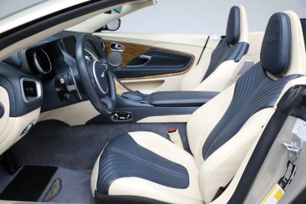 Used 2019 Aston Martin DB11 Volante for sale $209,900 at Aston Martin of Greenwich in Greenwich CT 06830 14