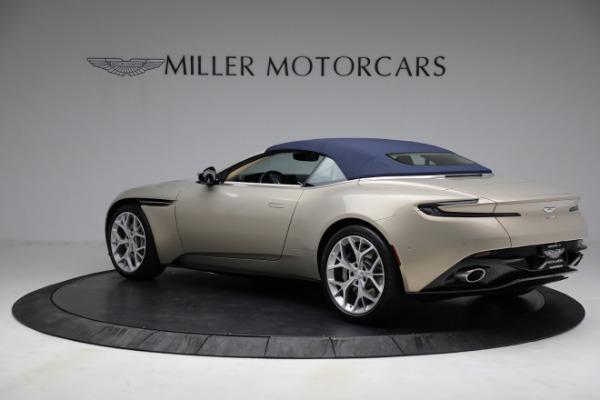 Used 2019 Aston Martin DB11 Volante for sale $209,900 at Aston Martin of Greenwich in Greenwich CT 06830 27