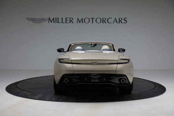 Used 2019 Aston Martin DB11 Volante for sale $209,900 at Aston Martin of Greenwich in Greenwich CT 06830 5
