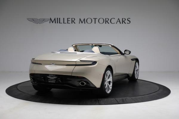 Used 2019 Aston Martin DB11 Volante for sale $209,900 at Aston Martin of Greenwich in Greenwich CT 06830 6