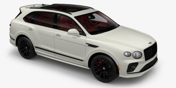 New 2021 Bentley Bentayga Speed for sale Sold at Aston Martin of Greenwich in Greenwich CT 06830 5