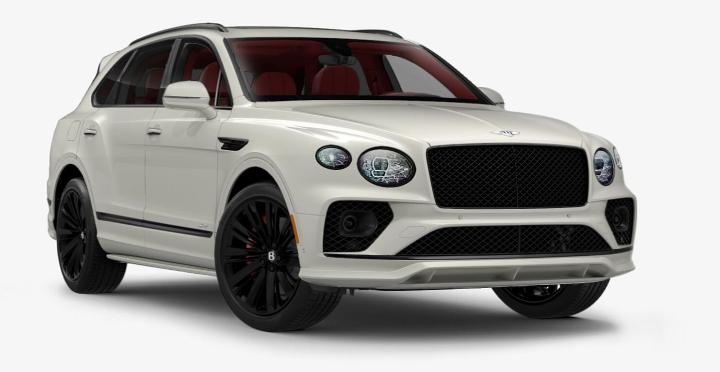 New 2021 Bentley Bentayga Speed for sale Sold at Aston Martin of Greenwich in Greenwich CT 06830 1