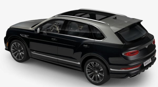 New 2021 Bentley Bentayga Speed for sale Sold at Aston Martin of Greenwich in Greenwich CT 06830 4