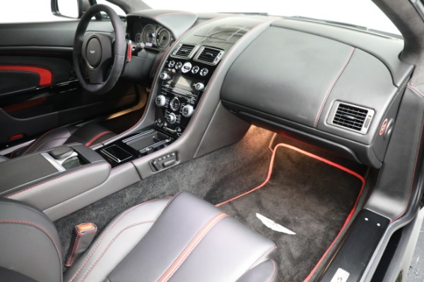 Used 2015 Aston Martin V12 Vantage S for sale Sold at Aston Martin of Greenwich in Greenwich CT 06830 21