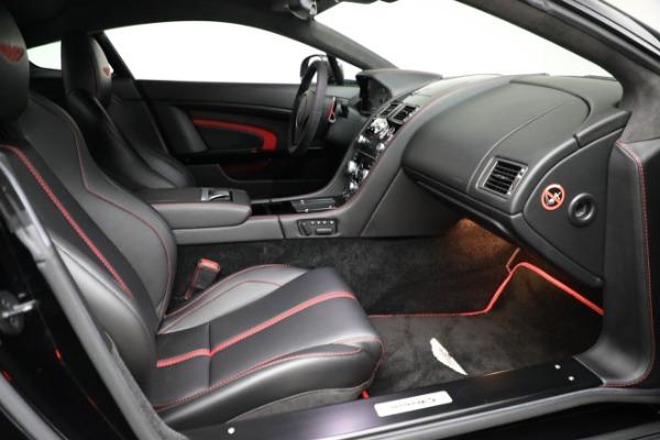 Used 2015 Aston Martin V12 Vantage S for sale Sold at Aston Martin of Greenwich in Greenwich CT 06830 22