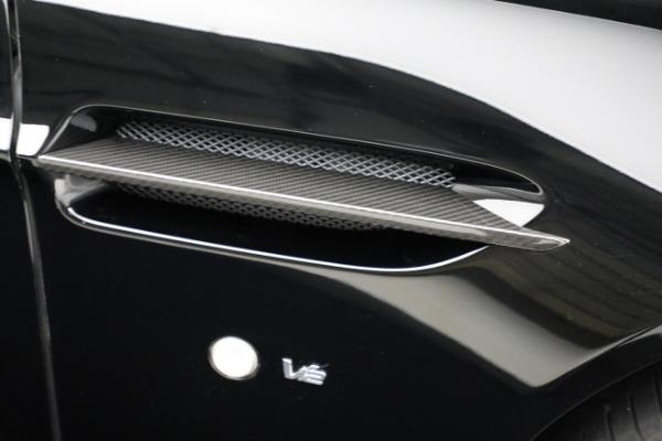 Used 2015 Aston Martin V12 Vantage S for sale Sold at Aston Martin of Greenwich in Greenwich CT 06830 28