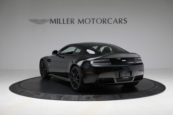 Used 2015 Aston Martin V12 Vantage S for sale Sold at Aston Martin of Greenwich in Greenwich CT 06830 4
