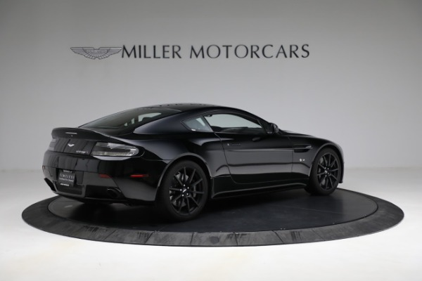 Used 2015 Aston Martin V12 Vantage S for sale Sold at Aston Martin of Greenwich in Greenwich CT 06830 8