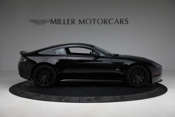 Used 2015 Aston Martin V12 Vantage S for sale Sold at Aston Martin of Greenwich in Greenwich CT 06830 9