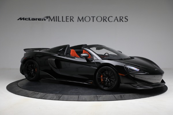 Used 2020 McLaren 600LT Spider for sale Call for price at Aston Martin of Greenwich in Greenwich CT 06830 10