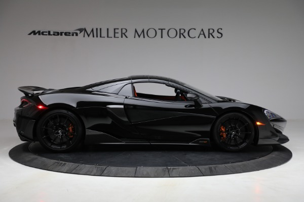 Used 2020 McLaren 600LT Spider for sale Call for price at Aston Martin of Greenwich in Greenwich CT 06830 25