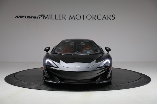 Used 2020 McLaren 600LT Spider for sale Call for price at Aston Martin of Greenwich in Greenwich CT 06830 27
