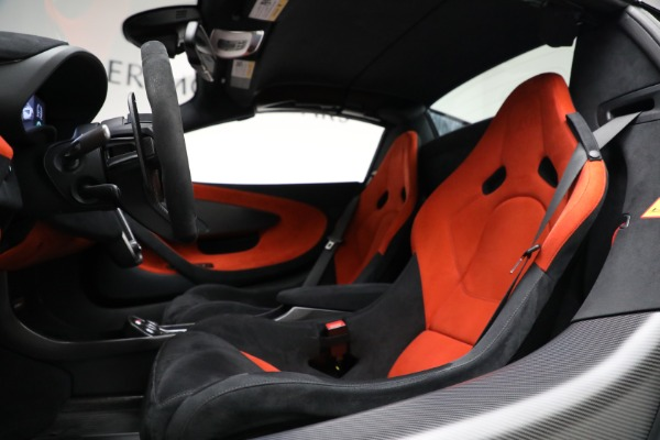 Used 2020 McLaren 600LT Spider for sale Call for price at Aston Martin of Greenwich in Greenwich CT 06830 28