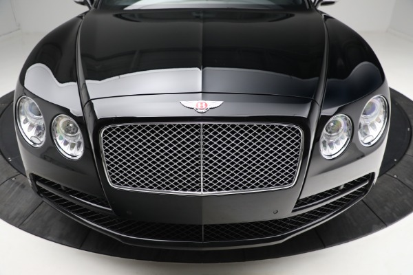 Used 2017 Bentley Flying Spur V8 for sale $144,900 at Aston Martin of Greenwich in Greenwich CT 06830 13
