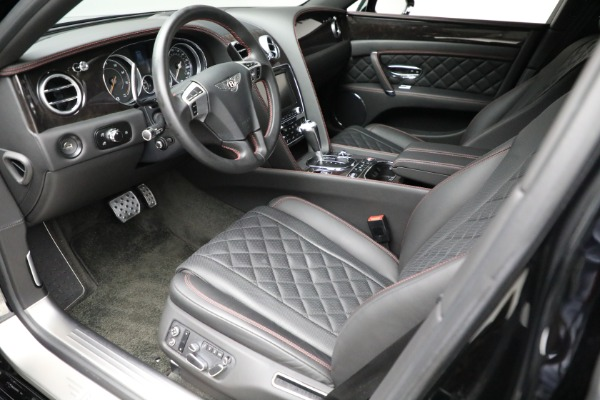 Used 2017 Bentley Flying Spur V8 for sale $144,900 at Aston Martin of Greenwich in Greenwich CT 06830 17