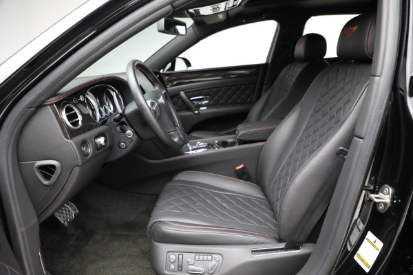 Used 2017 Bentley Flying Spur V8 for sale $144,900 at Aston Martin of Greenwich in Greenwich CT 06830 18