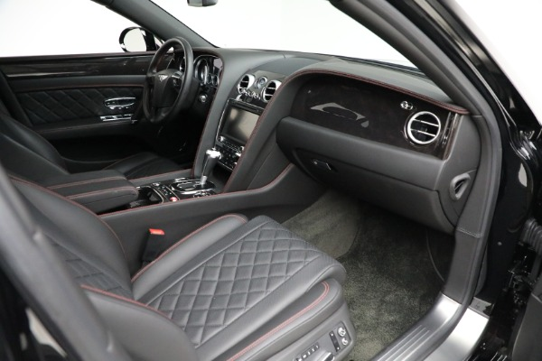 Used 2017 Bentley Flying Spur V8 for sale $144,900 at Aston Martin of Greenwich in Greenwich CT 06830 25