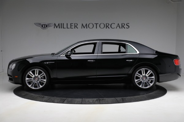 Used 2017 Bentley Flying Spur V8 for sale $144,900 at Aston Martin of Greenwich in Greenwich CT 06830 3
