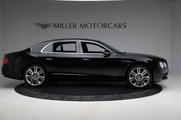 Used 2017 Bentley Flying Spur V8 for sale $144,900 at Aston Martin of Greenwich in Greenwich CT 06830 9