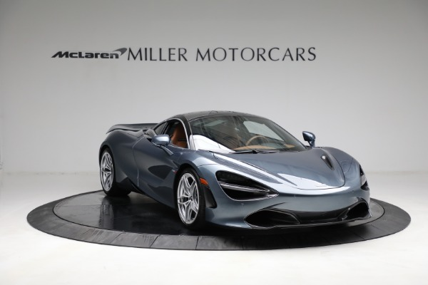 Used 2019 McLaren 720S Luxury for sale Sold at Aston Martin of Greenwich in Greenwich CT 06830 10