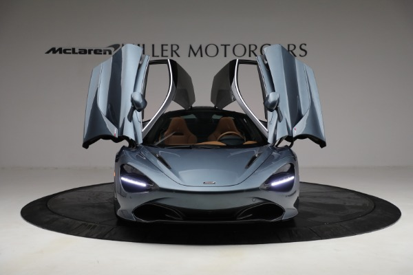 Used 2019 McLaren 720S Luxury for sale Sold at Aston Martin of Greenwich in Greenwich CT 06830 12