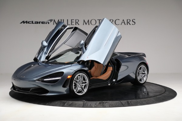 Used 2019 McLaren 720S Luxury for sale Sold at Aston Martin of Greenwich in Greenwich CT 06830 13