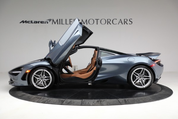 Used 2019 McLaren 720S Luxury for sale Sold at Aston Martin of Greenwich in Greenwich CT 06830 14