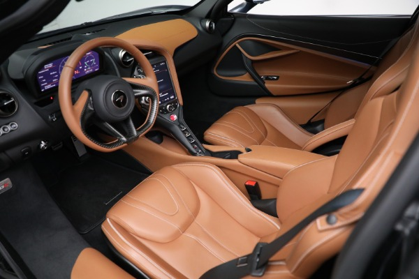 Used 2019 McLaren 720S Luxury for sale Sold at Aston Martin of Greenwich in Greenwich CT 06830 16
