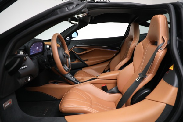 Used 2019 McLaren 720S Luxury for sale Sold at Aston Martin of Greenwich in Greenwich CT 06830 17