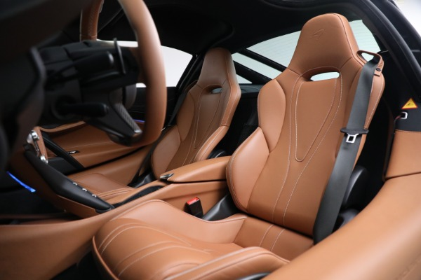 Used 2019 McLaren 720S Luxury for sale Sold at Aston Martin of Greenwich in Greenwich CT 06830 18