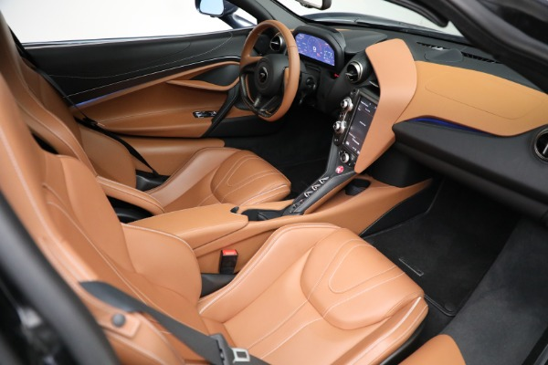 Used 2019 McLaren 720S Luxury for sale Sold at Aston Martin of Greenwich in Greenwich CT 06830 19