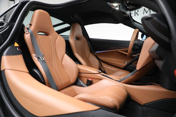 Used 2019 McLaren 720S Luxury for sale Sold at Aston Martin of Greenwich in Greenwich CT 06830 21