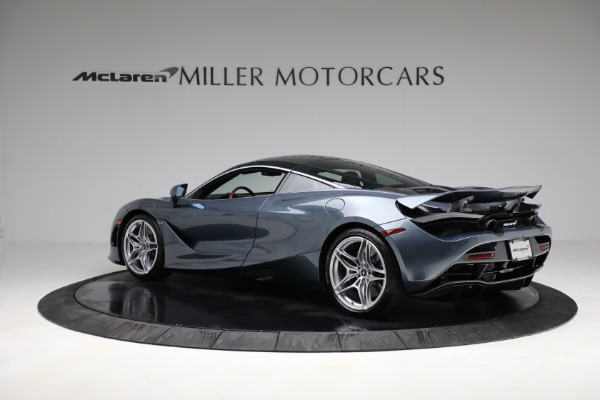 Used 2019 McLaren 720S Luxury for sale Sold at Aston Martin of Greenwich in Greenwich CT 06830 3
