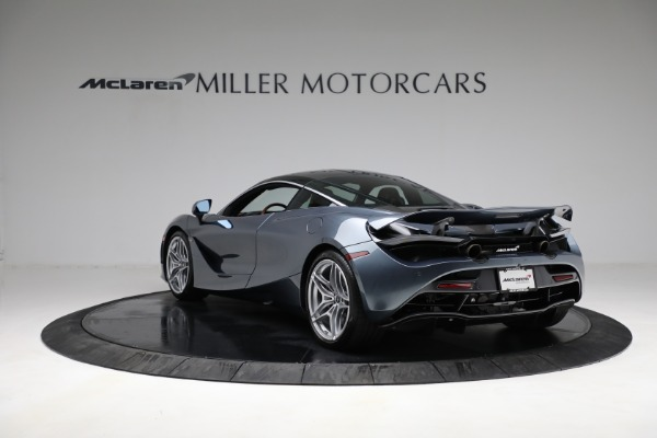 Used 2019 McLaren 720S Luxury for sale Sold at Aston Martin of Greenwich in Greenwich CT 06830 4
