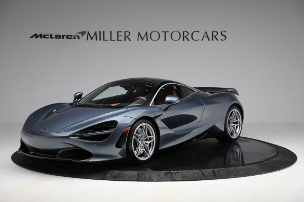 Used 2019 McLaren 720S Luxury for sale Sold at Aston Martin of Greenwich in Greenwich CT 06830 1