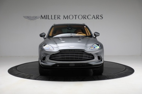 New 2021 Aston Martin DBX for sale $203,886 at Aston Martin of Greenwich in Greenwich CT 06830 10
