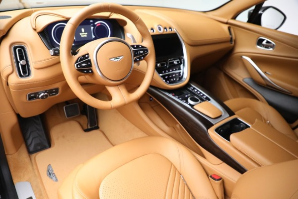 New 2021 Aston Martin DBX for sale $203,886 at Aston Martin of Greenwich in Greenwich CT 06830 12