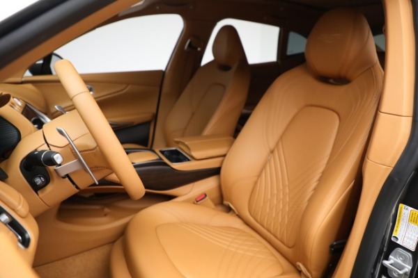 New 2021 Aston Martin DBX for sale $203,886 at Aston Martin of Greenwich in Greenwich CT 06830 13