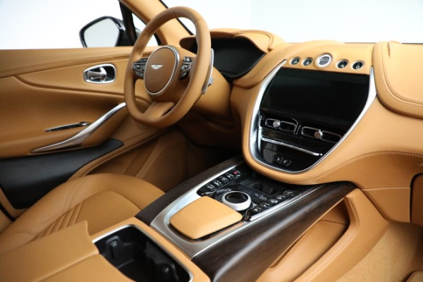 New 2021 Aston Martin DBX for sale $203,886 at Aston Martin of Greenwich in Greenwich CT 06830 19