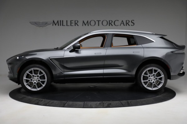 New 2021 Aston Martin DBX for sale $203,886 at Aston Martin of Greenwich in Greenwich CT 06830 2