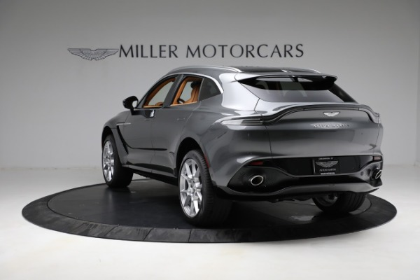New 2021 Aston Martin DBX for sale $203,886 at Aston Martin of Greenwich in Greenwich CT 06830 4