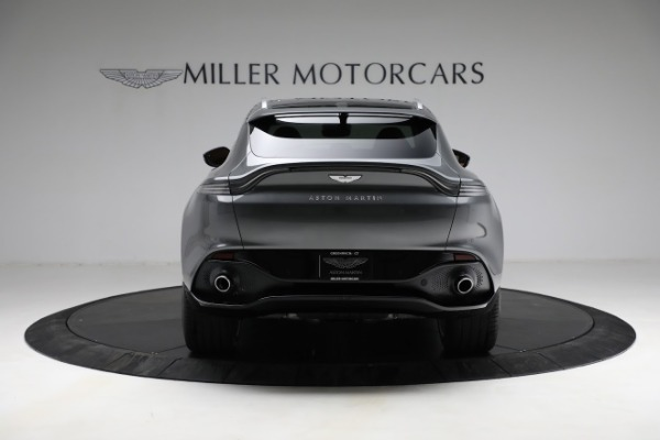 New 2021 Aston Martin DBX for sale $203,886 at Aston Martin of Greenwich in Greenwich CT 06830 5