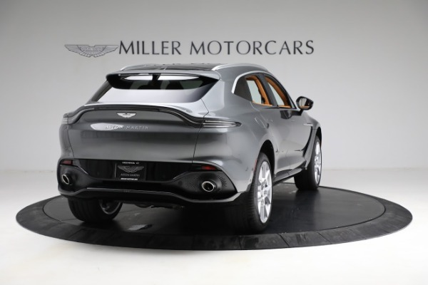 New 2021 Aston Martin DBX for sale $203,886 at Aston Martin of Greenwich in Greenwich CT 06830 6