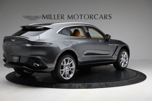 New 2021 Aston Martin DBX for sale $203,886 at Aston Martin of Greenwich in Greenwich CT 06830 7