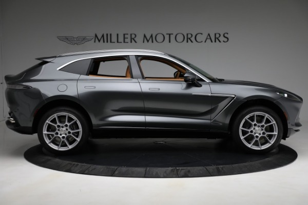 New 2021 Aston Martin DBX for sale $203,886 at Aston Martin of Greenwich in Greenwich CT 06830 8