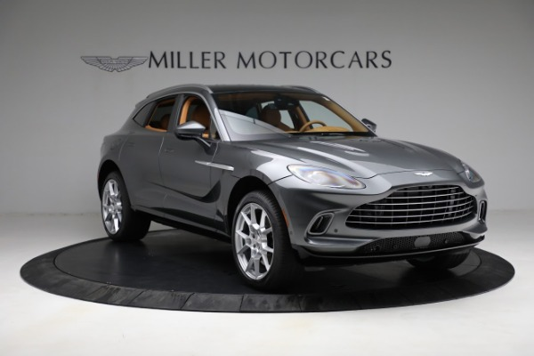 New 2021 Aston Martin DBX for sale $203,886 at Aston Martin of Greenwich in Greenwich CT 06830 9