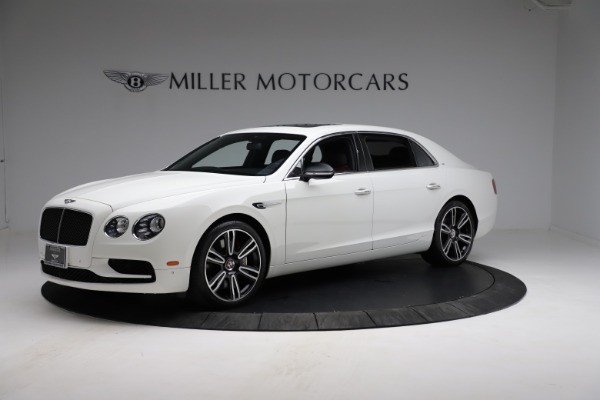 Used 2017 Bentley Flying Spur V8 S for sale $149,900 at Aston Martin of Greenwich in Greenwich CT 06830 2