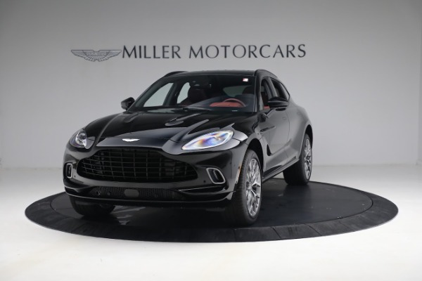 New 2021 Aston Martin DBX for sale $200,686 at Aston Martin of Greenwich in Greenwich CT 06830 12